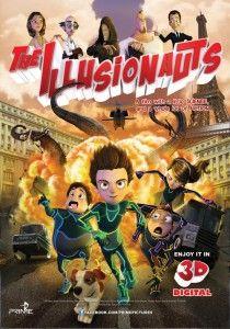 The Illusionauts สี่เกรียนซ่าผ่ามิติพิทักษ์โลก
