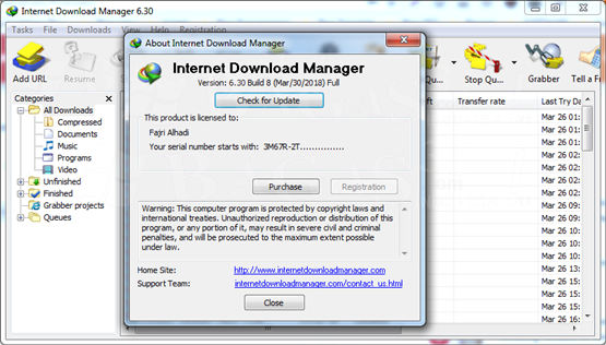 crack internet download manager 6.32